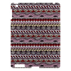 Aztec Pattern Art Apple Ipad 3/4 Hardshell Case