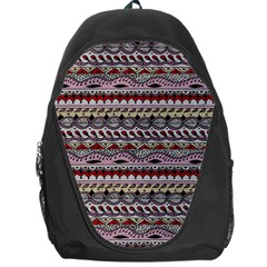 Aztec Pattern Art Backpack Bag by BangZart
