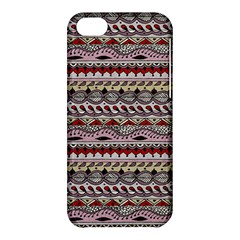 Aztec Pattern Art Apple Iphone 5c Hardshell Case by BangZart