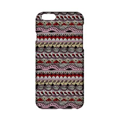Aztec Pattern Art Apple Iphone 6/6s Hardshell Case by BangZart