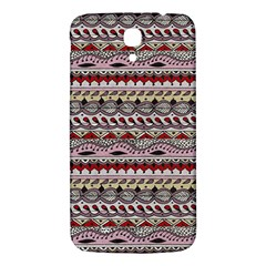 Aztec Pattern Art Samsung Galaxy Mega I9200 Hardshell Back Case