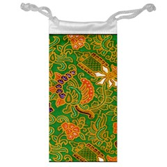 Art Batik The Traditional Fabric Jewelry Bag