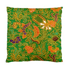 Art Batik The Traditional Fabric Standard Cushion Case (two Sides) by BangZart