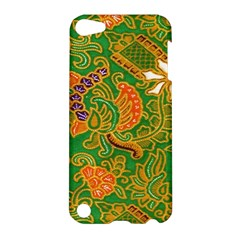 Art Batik The Traditional Fabric Apple Ipod Touch 5 Hardshell Case by BangZart