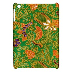 Art Batik The Traditional Fabric Apple Ipad Mini Hardshell Case by BangZart