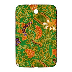 Art Batik The Traditional Fabric Samsung Galaxy Note 8 0 N5100 Hardshell Case  by BangZart
