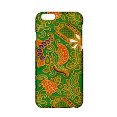 Art Batik The Traditional Fabric Apple Iphone 6/6s Hardshell Case by BangZart
