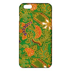 Art Batik The Traditional Fabric Iphone 6 Plus/6s Plus Tpu Case