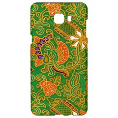 Art Batik The Traditional Fabric Samsung C9 Pro Hardshell Case  by BangZart