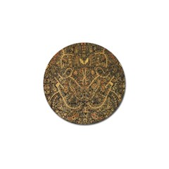 Art Indonesian Batik Golf Ball Marker (10 Pack) by BangZart