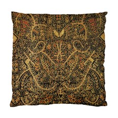 Art Indonesian Batik Standard Cushion Case (two Sides) by BangZart