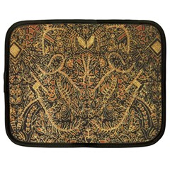 Art Indonesian Batik Netbook Case (xl)