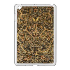 Art Indonesian Batik Apple Ipad Mini Case (white) by BangZart