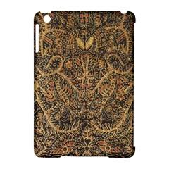 Art Indonesian Batik Apple Ipad Mini Hardshell Case (compatible With Smart Cover) by BangZart