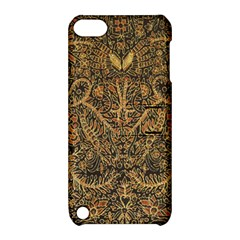 Art Indonesian Batik Apple Ipod Touch 5 Hardshell Case With Stand by BangZart