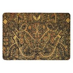 Art Indonesian Batik Samsung Galaxy Tab 8 9  P7300 Flip Case by BangZart