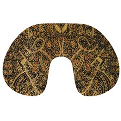 Art Indonesian Batik Travel Neck Pillows