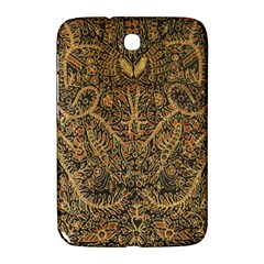 Art Indonesian Batik Samsung Galaxy Note 8 0 N5100 Hardshell Case  by BangZart