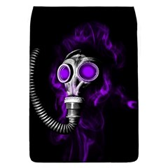 Gas Mask Flap Covers (l)  by Valentinaart