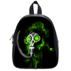 Gas Mask School Bags (small)