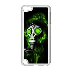 Gas Mask Apple Ipod Touch 5 Case (white) by Valentinaart