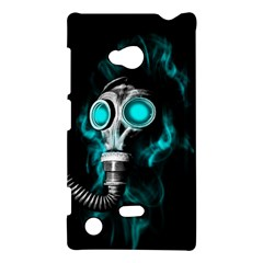 Gas Mask Nokia Lumia 720 by Valentinaart