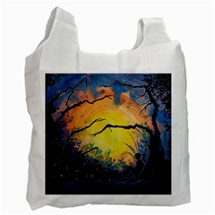 Soul Offering Recycle Bag (two Side)  by Dimkad