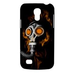 Gas Mask Galaxy S4 Mini by Valentinaart