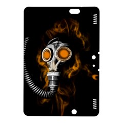 Gas Mask Kindle Fire Hdx 8 9  Hardshell Case by Valentinaart