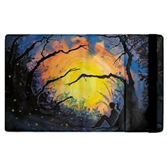 Soul Offering Apple Ipad Pro 12 9   Flip Case by Dimkad