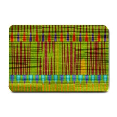 Messy Shapes Texture                           Small Doormat by LalyLauraFLM