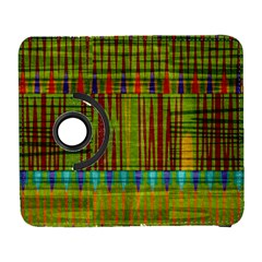 Messy Shapes Texture                     Samsung Galaxy Note Ii Flip 360 Case by LalyLauraFLM