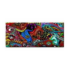 Art Color Dark Detail Monsters Psychedelic Cosmetic Storage Cases