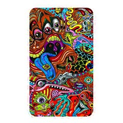 Art Color Dark Detail Monsters Psychedelic Memory Card Reader