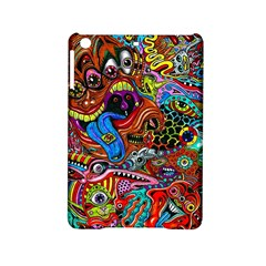 Art Color Dark Detail Monsters Psychedelic Ipad Mini 2 Hardshell Cases by BangZart