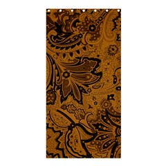 Art Traditional Batik Flower Pattern Shower Curtain 36  X 72  (stall)  by BangZart