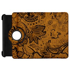 Art Traditional Batik Flower Pattern Kindle Fire Hd 7  by BangZart