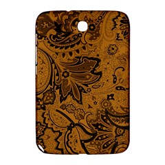 Art Traditional Batik Flower Pattern Samsung Galaxy Note 8 0 N5100 Hardshell Case