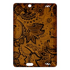 Art Traditional Batik Flower Pattern Amazon Kindle Fire Hd (2013) Hardshell Case by BangZart