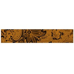 Art Traditional Batik Flower Pattern Flano Scarf (large) by BangZart