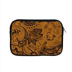 Art Traditional Batik Flower Pattern Apple Macbook Pro 15  Zipper Case by BangZart