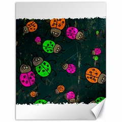 Abstract Bug Insect Pattern Canvas 18  X 24   by BangZart