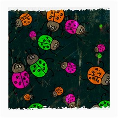 Abstract Bug Insect Pattern Medium Glasses Cloth (2 Side) by BangZart