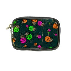 Abstract Bug Insect Pattern Coin Purse
