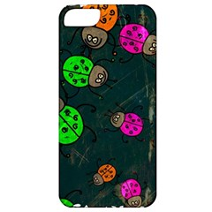 Abstract Bug Insect Pattern Apple Iphone 5 Classic Hardshell Case