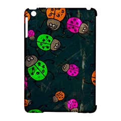 Abstract Bug Insect Pattern Apple Ipad Mini Hardshell Case (compatible With Smart Cover) by BangZart