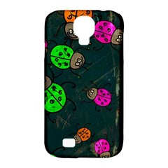 Abstract Bug Insect Pattern Samsung Galaxy S4 Classic Hardshell Case (pc+silicone) by BangZart