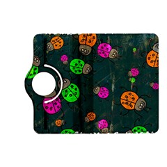 Abstract Bug Insect Pattern Kindle Fire Hd (2013) Flip 360 Case by BangZart