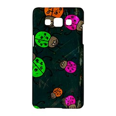 Abstract Bug Insect Pattern Samsung Galaxy A5 Hardshell Case