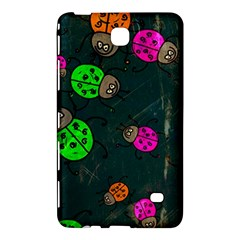 Abstract Bug Insect Pattern Samsung Galaxy Tab 4 (7 ) Hardshell Case  by BangZart